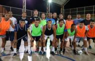 De volta após 9 anos, seleção de São Cristóvão estreia nesta terça-feira na Copa TV Sergipe de Futsal