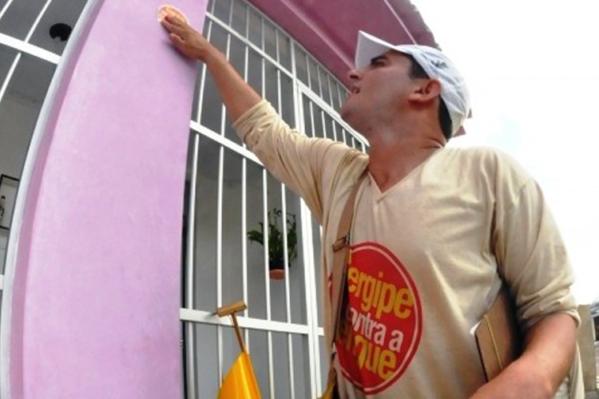 Cinco municípios sergipanos estão com alto risco de infestação do Aedes Aegypti