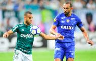 Cruzeiro vence Palmeiras e garante vantagem na semifinal