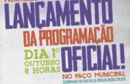 Prefeitura de São Cristóvão convida imprensa para café da manhã de lançamento da programação do Fasc 2018