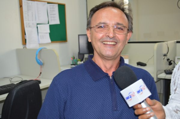 Justiça indefere candidatura de João Tarantella (PSL) ao governo de Sergipe