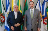 Presidente do STF assume Presidência da República com viagem de Temer