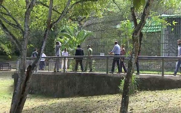 Corpo é encontrado no Parque da Cidade
