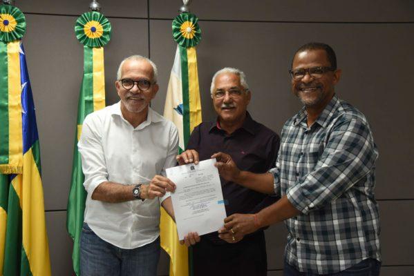 Edvaldo sanciona lei que torna o Cotinguiba patrimônio histórico e cultural de Aracaju