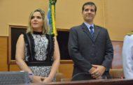 Lívia Tinôco e Ramiro Rockenbach recebem o título de cidadãos sergipanos