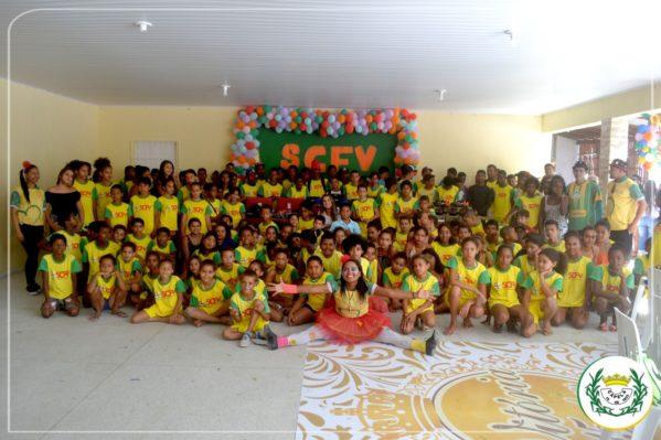 Prefeitura de Capela realiza atividades para comemorar o dia das Crianças