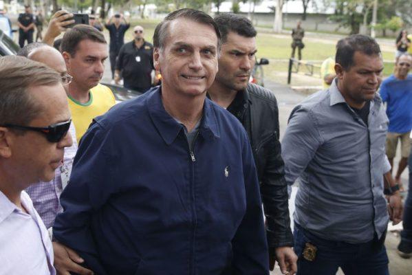 Bolsonaro diz que vai buscar a união e pacificar o país