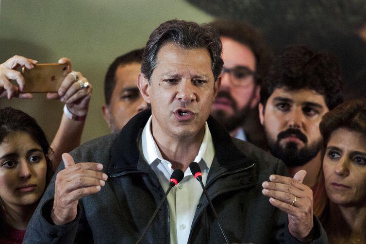Haddad diz que vai apresentar plano de contraposição a neoliberalismo