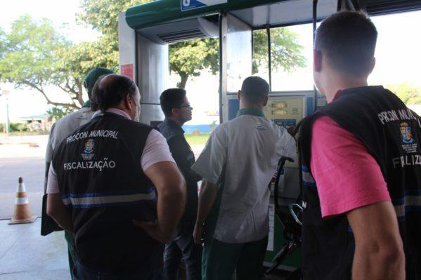 Procon divulga pesquisa comparativa de preços dos combustíveis em Aracaju