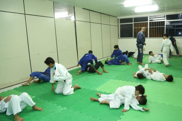 Centro de Treinamento da Guarda Municipal oferece aulas gratuitas de jiu-jitsu aos aracajuanos