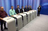 Candidatos ao governo de Sergipe participam de debate na TV Sergipe