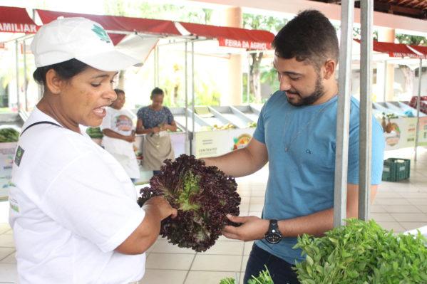 Em Aracaju, Feira da Agricultura Familiar está no bairro São José