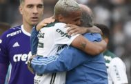 Palmeiras vence Vasco com gol de Deyverson e é campeão brasileiro