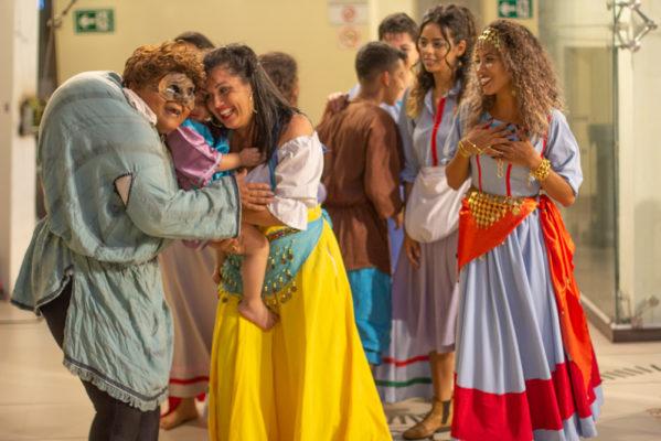 """Musical """" O Corcunda de Notre Dame"""" segue em temporada até 08 de dezembro no Museu da Gente Sergipana"""