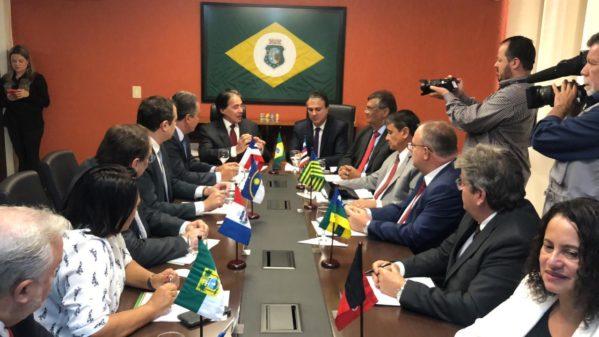 Governadores nordestinos lançam carta aberta a Jair Bolsonaro