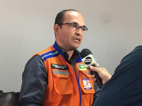 Defesa Civil Estadual recomenda cuidados redobrados em áreas de risco no período de chuva