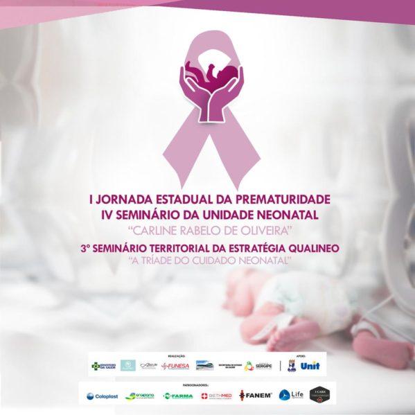 Estão abertas as inscrições para a I Jornada Estadual da Prematuridade