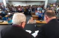 Após prisão de prefeito, Carminha Mendonça assume comando da prefeitura de Itabaiana