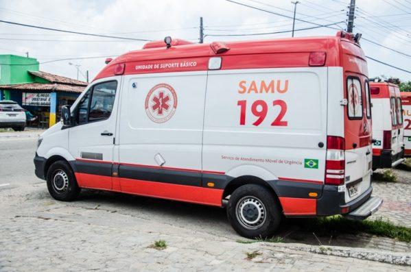 Secretaria de Estado da Saúde encaminha novas ambulâncias para as bases do Samu no interior