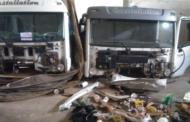 Polícia localiza galpão irregular de desmanche de caminhões em Itabaiana e recupera veículo roubado em Pernambuco