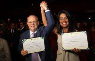 TRE mantém cassação do mandato de Belivaldo Chagas e Eliane Aquino
