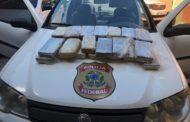 Polícia Federal prende homem com 30kg de cocaína na SE-170 em Tobias Barreto