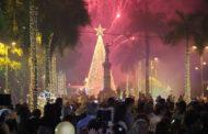 Natal Iluminado traz brilho das luzes para Aracaju
