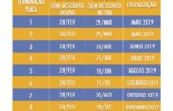 Detran divulga calendário de pagamento do Licenciamento Anual de veículos 2019