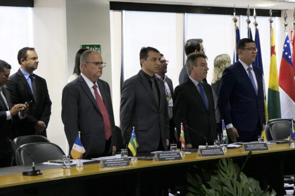 Governadores pedem plano de Segurança Integrado em encontro com Moro