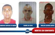 Três sergipanos morrem em operação policial no Ceará