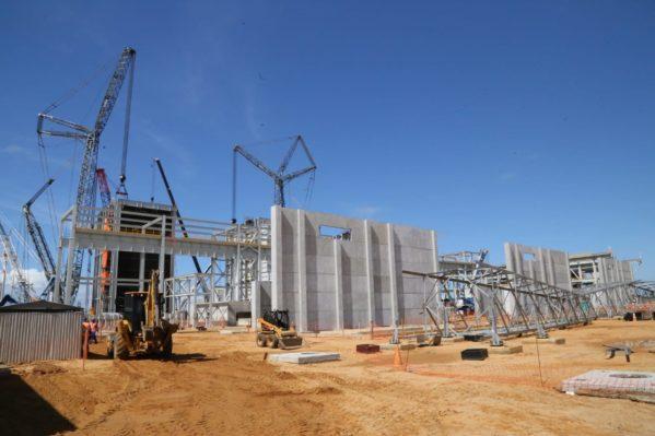 Com 72% das obras concluídas, Complexo Termoelétrico de Sergipe vai proporcionar autonomia energética ao estado