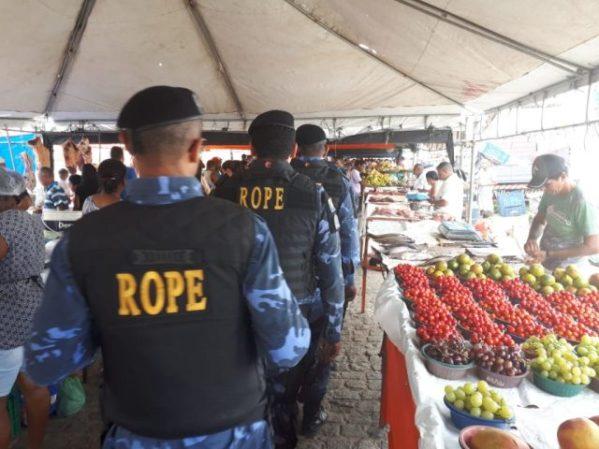 Guarda Municipal de Socorro intensifica ações em feiras livres do município