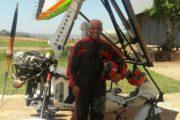Piloto que morreu em queda de aeronave foi sepultado neste domingo em Aracaju