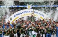 Palmeiras coroa título vencendo o Vitória; Sport e América caem
