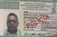 Sargento da Polícia Militar morre após tentativa de assalto em Itaporanga D'Ajuda