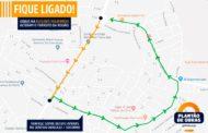 Obra mudará trânsito na avenida Euclides Figueiredo a partir de segunda-feira, 4