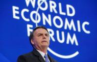 Em Davos, Bolsonaro diz que quer compatibilizar preservação ambiental com avanço econômico