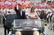 Jair Bolsonaro é empossado como presidente do Brasil