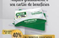 ACESE lança Cartão de Benefícios para impulsionar economia