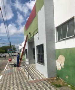 Prefeitura reforma UPA Fernando Franco, na zona sul de Aracaju