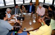 No TCE, sindicatos apresentam novos aspectos que consideram irregulares em contrato de terceirização da PMA