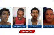 Polícia prende envolvidos em latrocínio de médico e furtos a residências na Barra dos Coqueiros