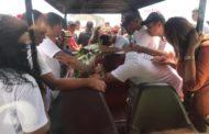 Corpo do atleta Áthila Paixão é sepultado no município sergipano de Lagarto