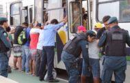 SSP e Setransp registram redução de 85% nos assaltos a ônibus do transporte coletivo da capital e Região Metropolitana