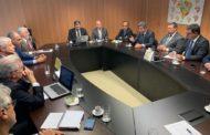 Governo se reúne com Grupo de Trabalho para discutir manutenção da Fafen