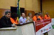 Desemprego, prejuízos ao meio ambiente e à saúde com fechamento da Fafen são debatidos em audiência pública