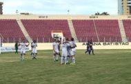 Confiança goleia o Boca Júnior e se mantém na liderança da primeira fase do estadual