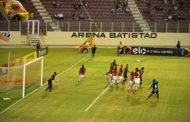 Sergipe é eliminado pelo Goiás no Batistão pela Copa do Brasil