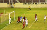Sergipe e Itabaiana empatam em 1 a 1 no Batistão