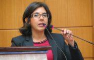 Delegada do DAGV ministrou palestras sobre a Lei Maria da Penha e Atuação da Polícia Civil